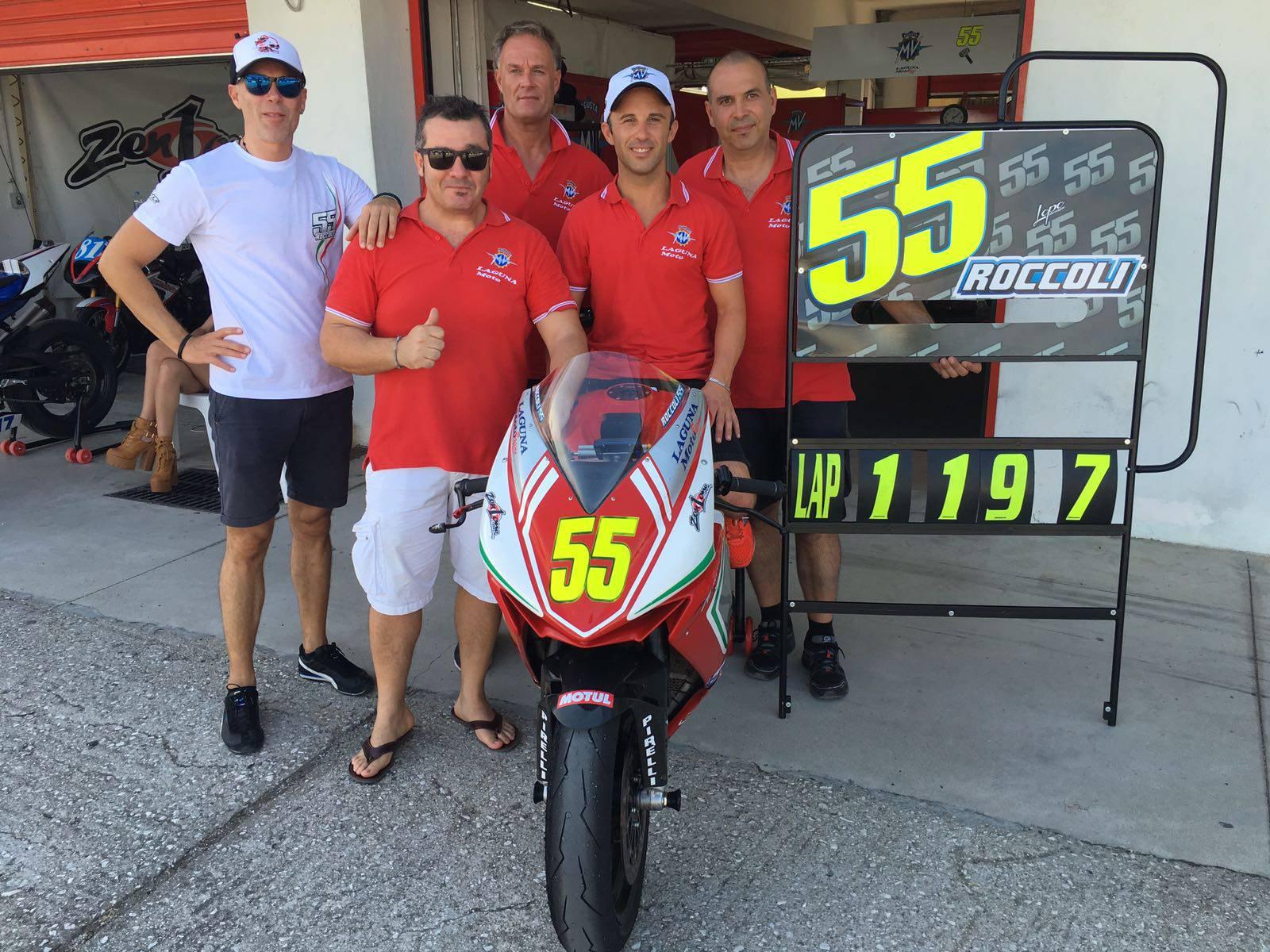 Massimo Roccoli domina nella SuperSport a Serres (gallery)