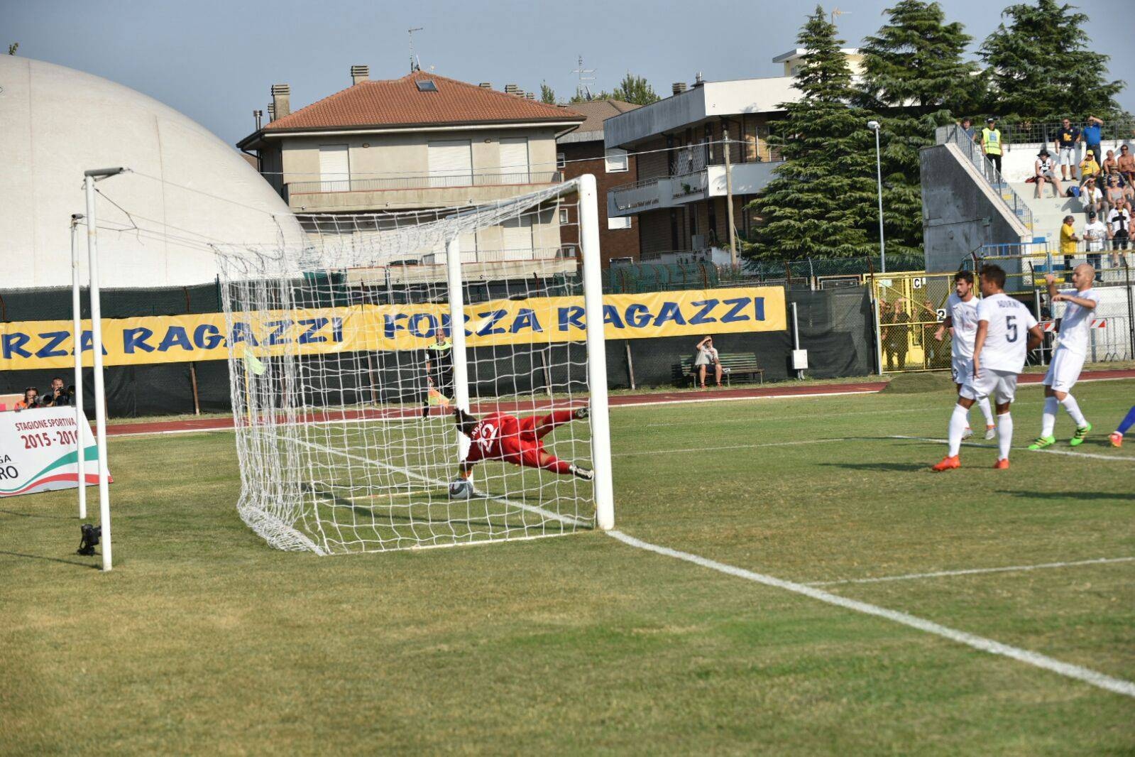 LegaPro. Santarcangelo-Parma 0-0: tabellino, dopogara, video