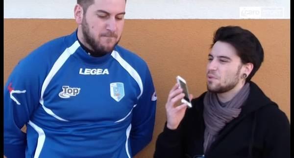 Verso Colonnella-Virtus Poggi Berni, intervista al portiere Alberto Sebastiani