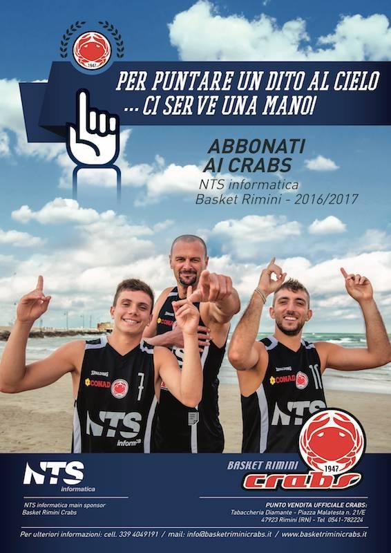 Al via la campagna abbonamenti della NTS Informatica Rimini. Tutte le possibilità