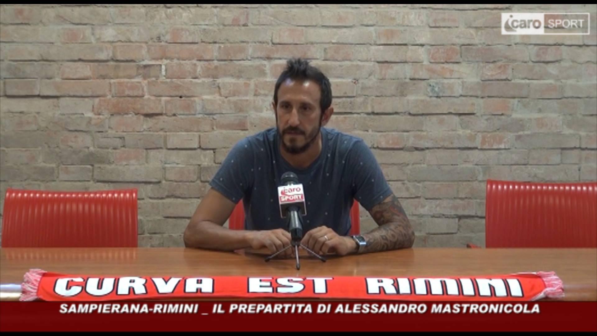 verso Sampierana-Rimini