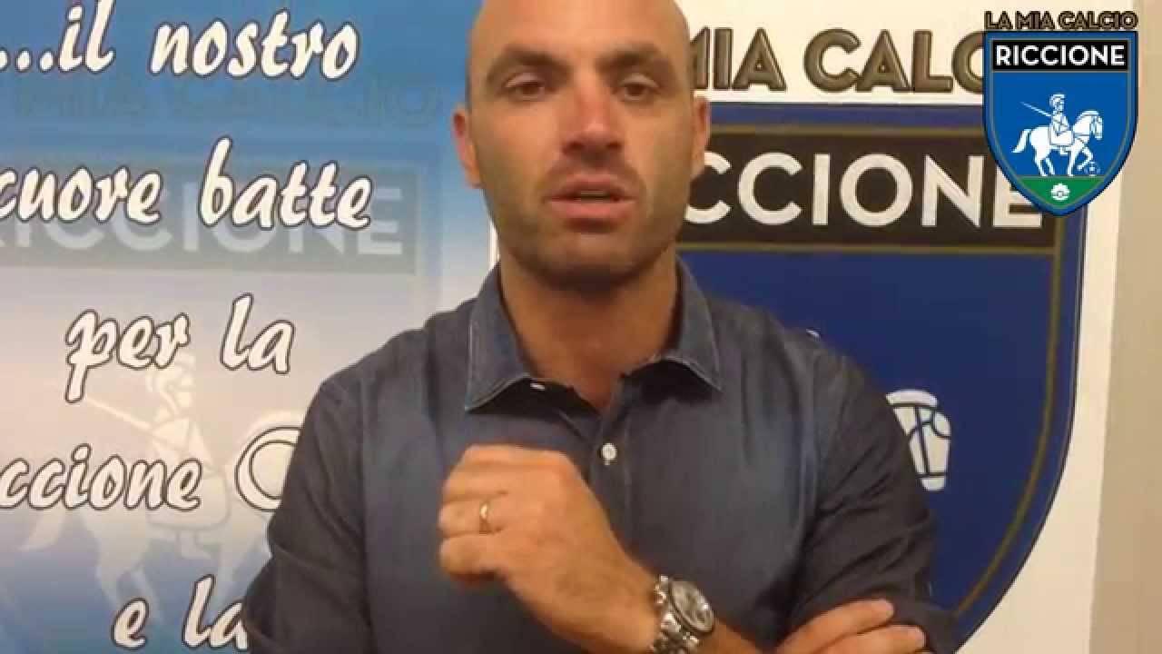 AC Bellaria Igea Marina. Intervista al nuovo allenatore, Omar Lepri