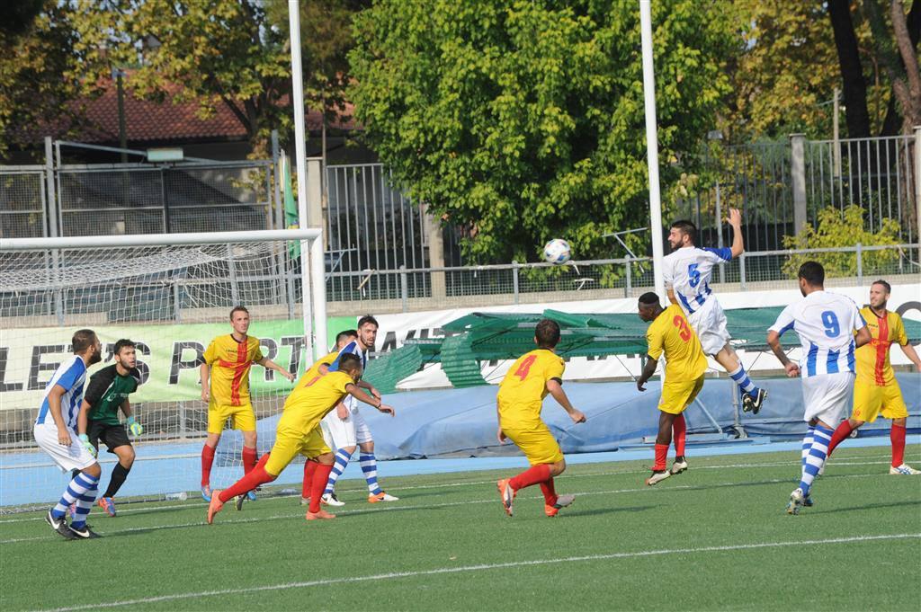Eccellenza. Fya Riccione-Old Meldola 3-0: cronaca, tabellino, dopogara e video