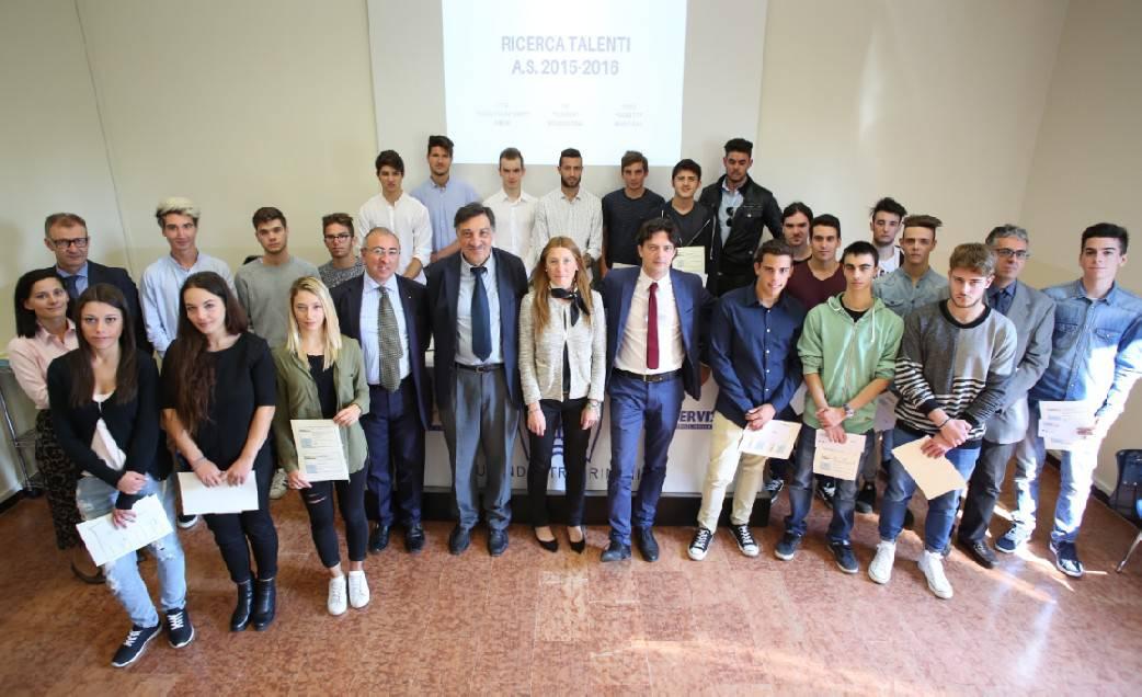 assoform ricerca talenti premiazione Rimini