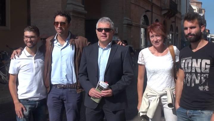 Referendum, a Rimini il PD che dice no