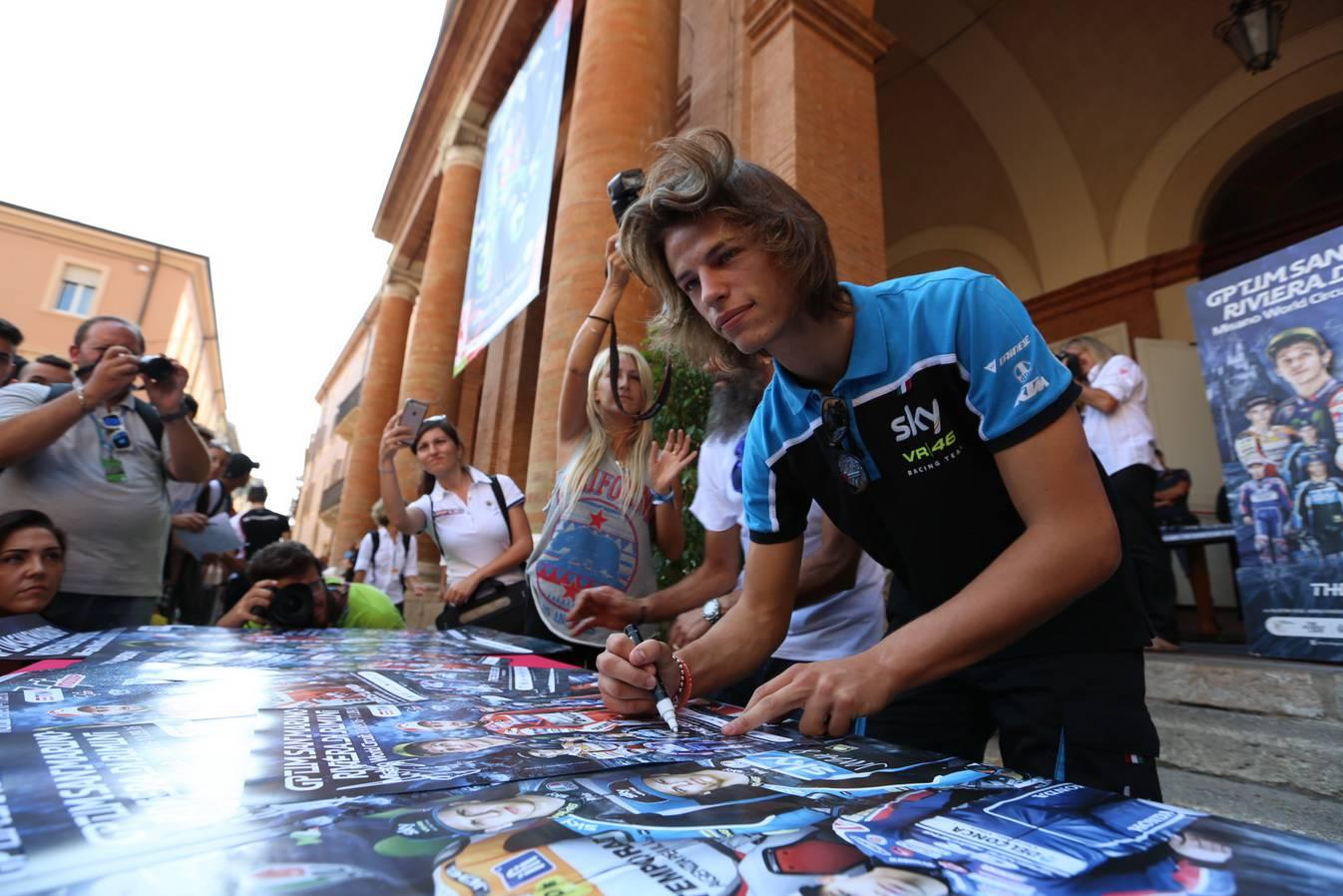 Gran Premio Tim San Marino e Riviera di Rimini. Gli eventi collaterali di domenica 11 settembre
