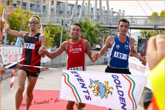 Un podio per tre alla Green Race del Golden Club: Oppioli, Tocchio e Lucchese