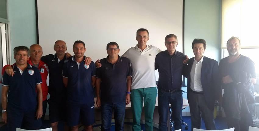 Ufficiale. L'Unione Calcio Riccione affiliata alla Polisportiva Riccione