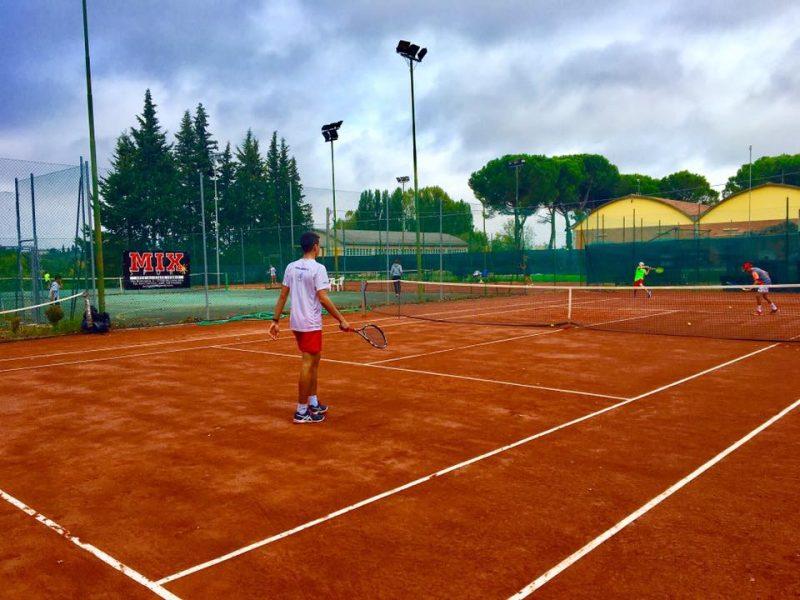 Al Circolo Tennis Morciano corso per Istruttori e presentazione del City Tennis