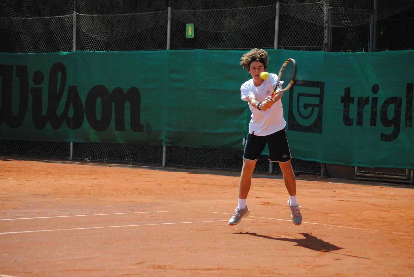 Manuel Mazza-Leonardo Dell'Ospedale è la finale del torneo nazionale Open del Circolo Up Tennis