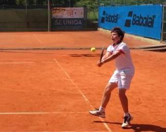 Leonardo Dell'Ospedale e Manuel Mazza in semifinale nel torneo nazionale Open del Circolo Up Tennis