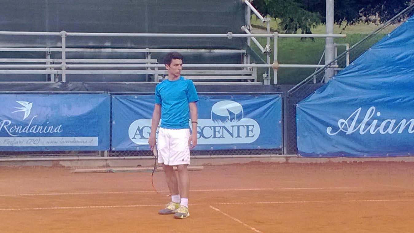 Nel vivo il terzo tabellone nel torneo nazionale Open maschile del CT Cervia