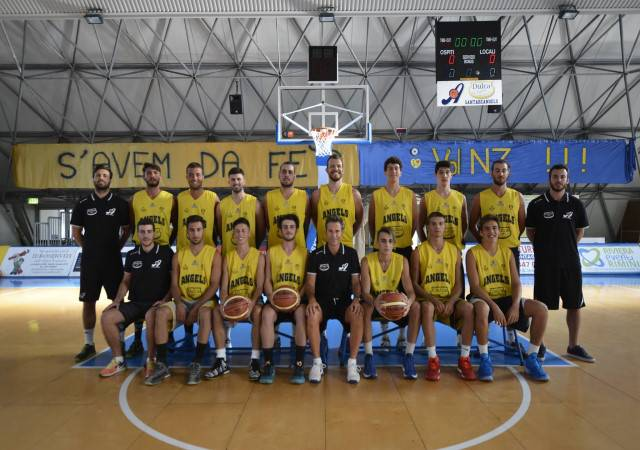 Verso Basket San Mamolo-Dulca Santarcangelo, la vigilia di Massimo Bernardi