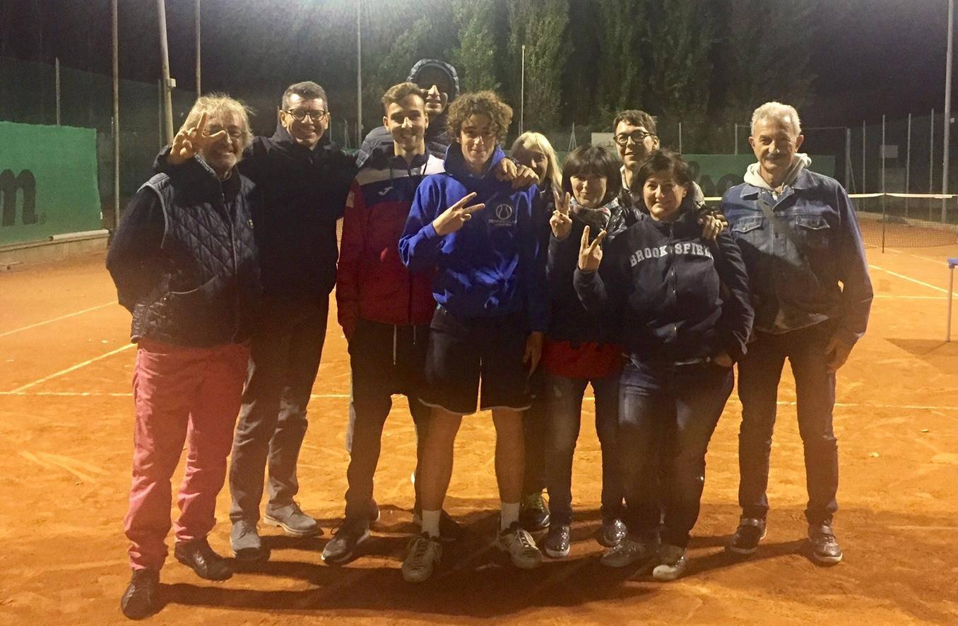 A Manuel Mazza il torneo nazionale Open del Circolo Up Tennis di Torre Pedrera