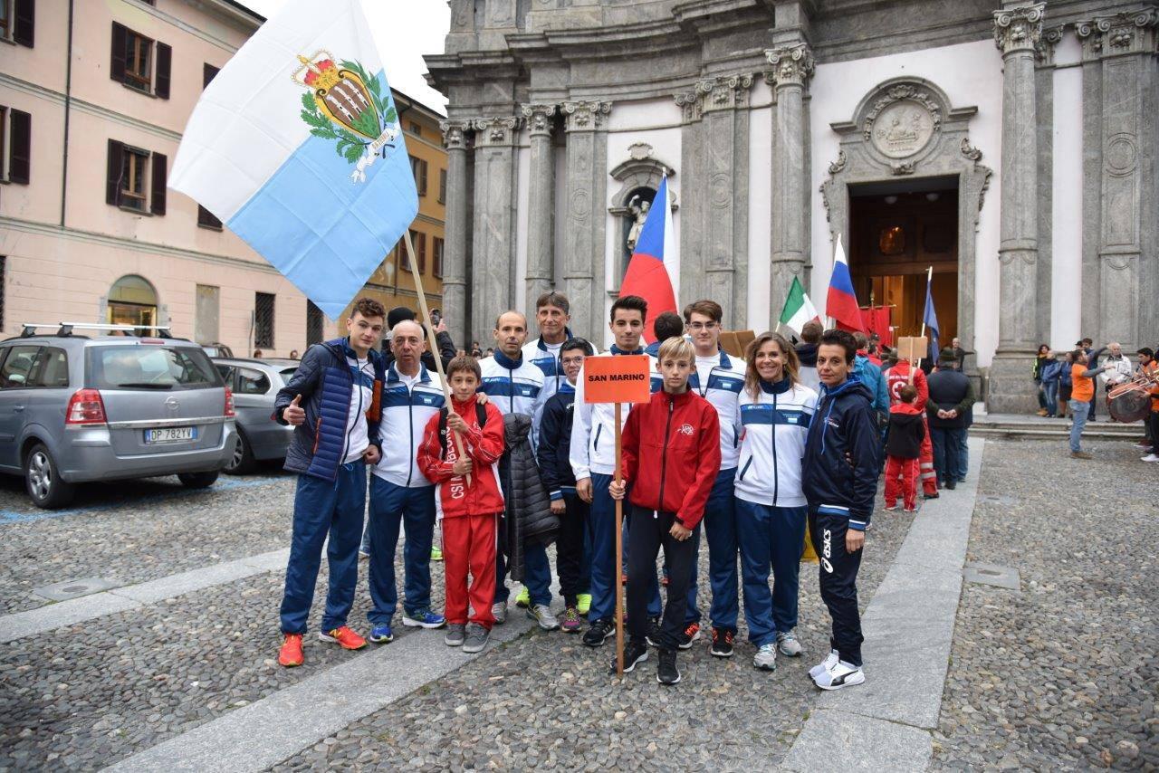San Marino protagonista al 59° Trofeo Vanoni – Gara internazionale di Corsa in Montagna