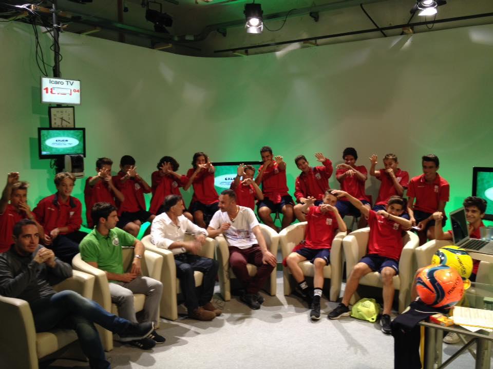 Calcio Junior TV, Rimini FC. Il progetto del settore giovanile è stato illustrato alle società calcistiche della città