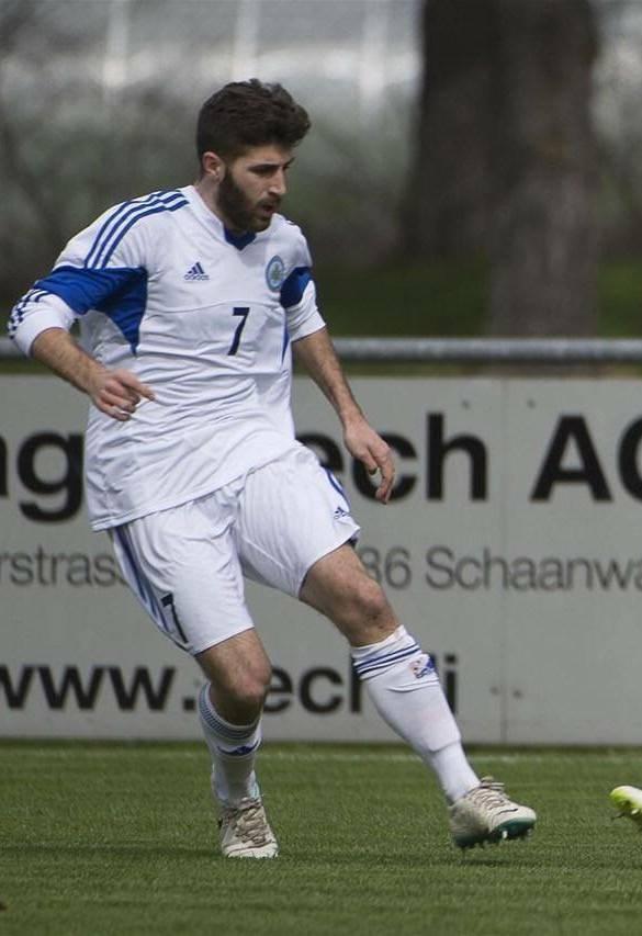 Alessandro Golinucci, centrocampista del Tropical