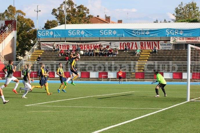 Rimini-Cervia 1920 1-0,