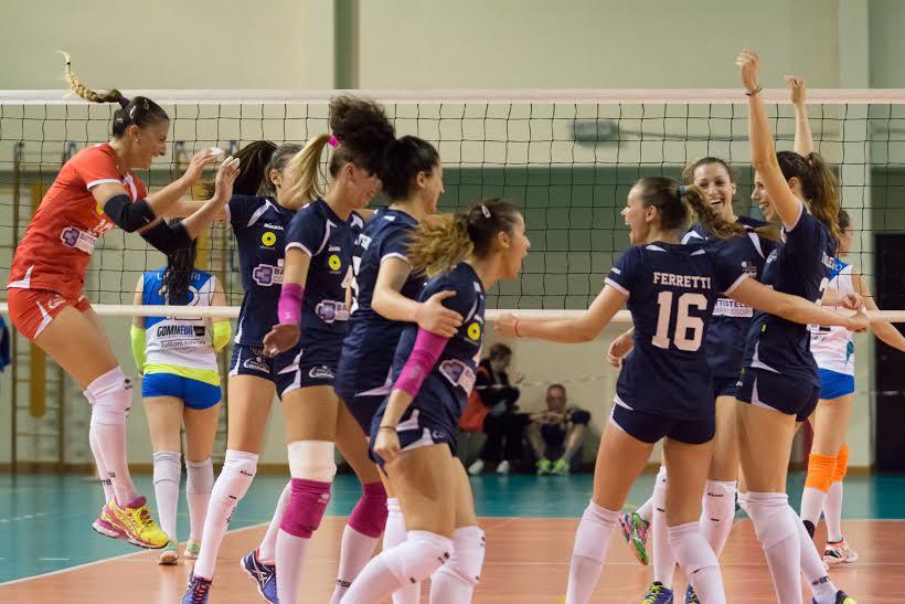Prima gara di allenamento con vincitore per la Battistelli San Giovanni in M. (3-2)