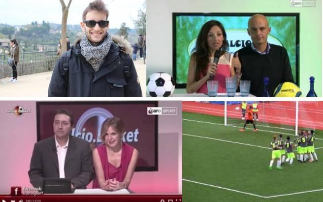 La domenica il calcio romagnolo è protagonista su Icaro TV (canale 91)