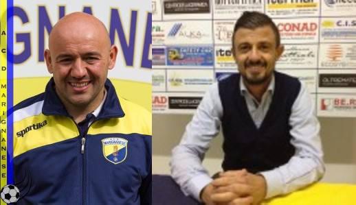 Emanuele Benvenuti e Massimo Mancini lasciano la Marignanese