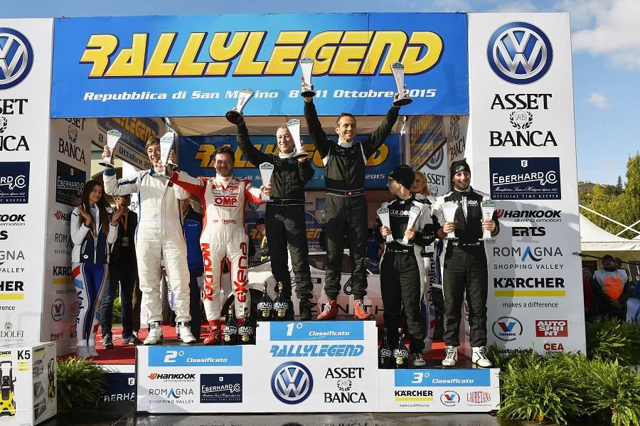 Il programma di Rallylegend 2016 si completa con il rally, clou dell'evento