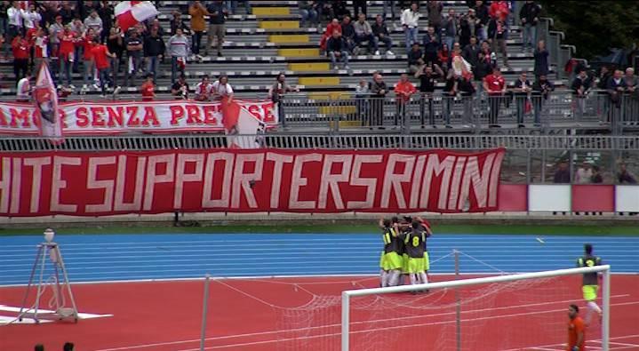 Rimini-Fya Riccione 3-0,