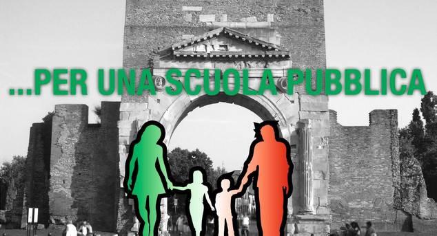 """""""Giù le mani dalle scuole di Rimini"""": pronti a ricorso al Tar"""