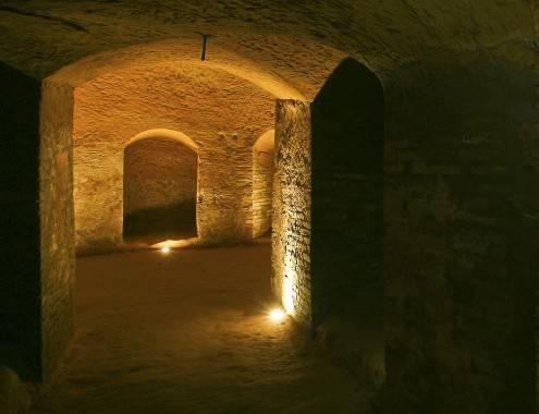 Infiltrazioni nelle grotte di Santarcangelo. Il 5 Stelle interpella la Regione