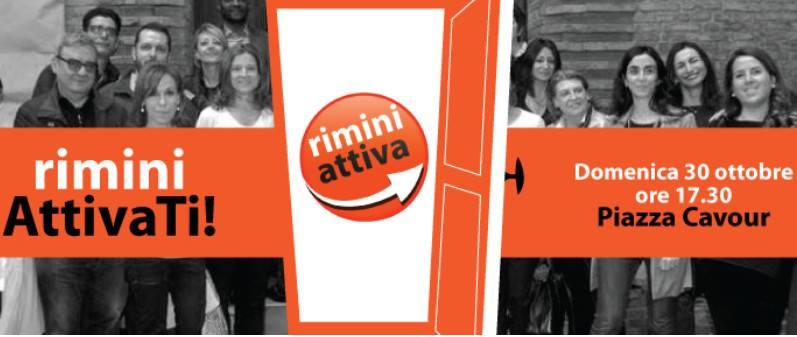 Domenica Rimini Attiva incontra la città