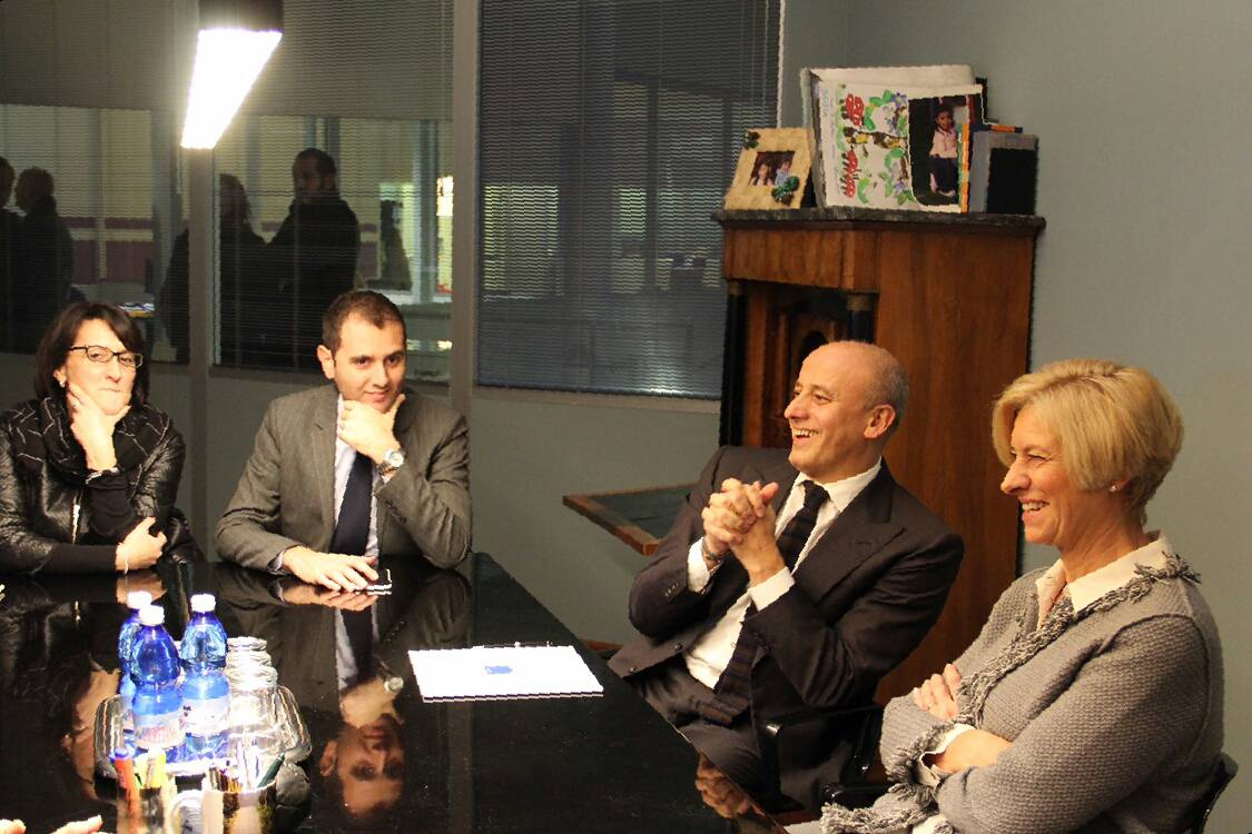 Il ministro Pinotti incontra il consiglio Confindustria e si impegna per centro soccorso Valconca