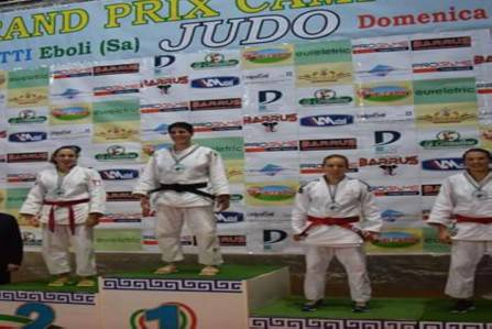 Gran Prix Campania Judo Cadetti