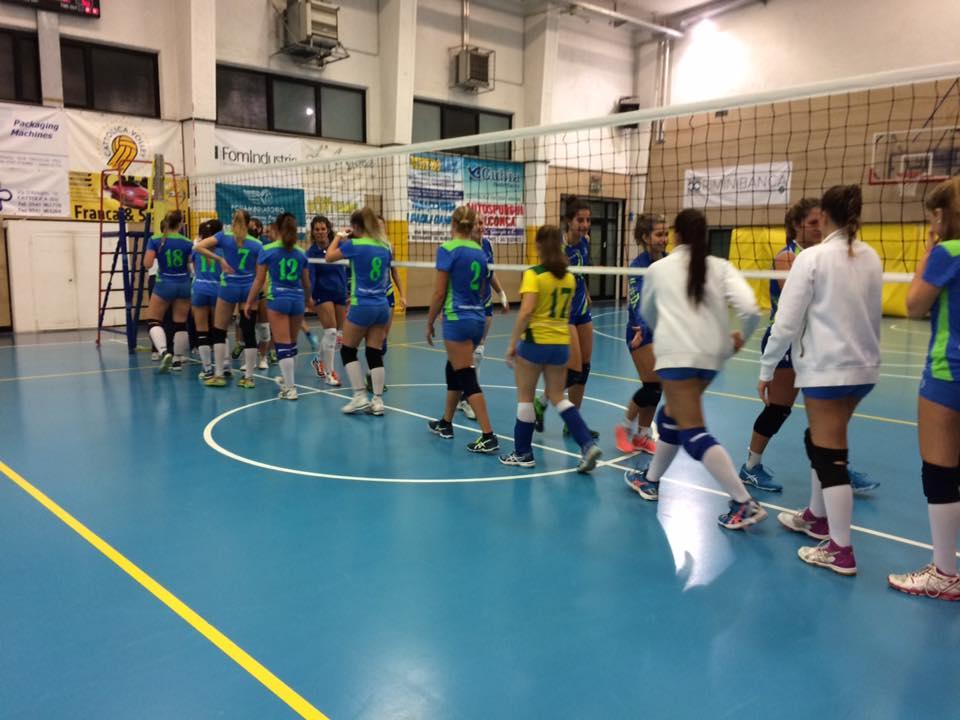 cattolica volley-banca di san marino
