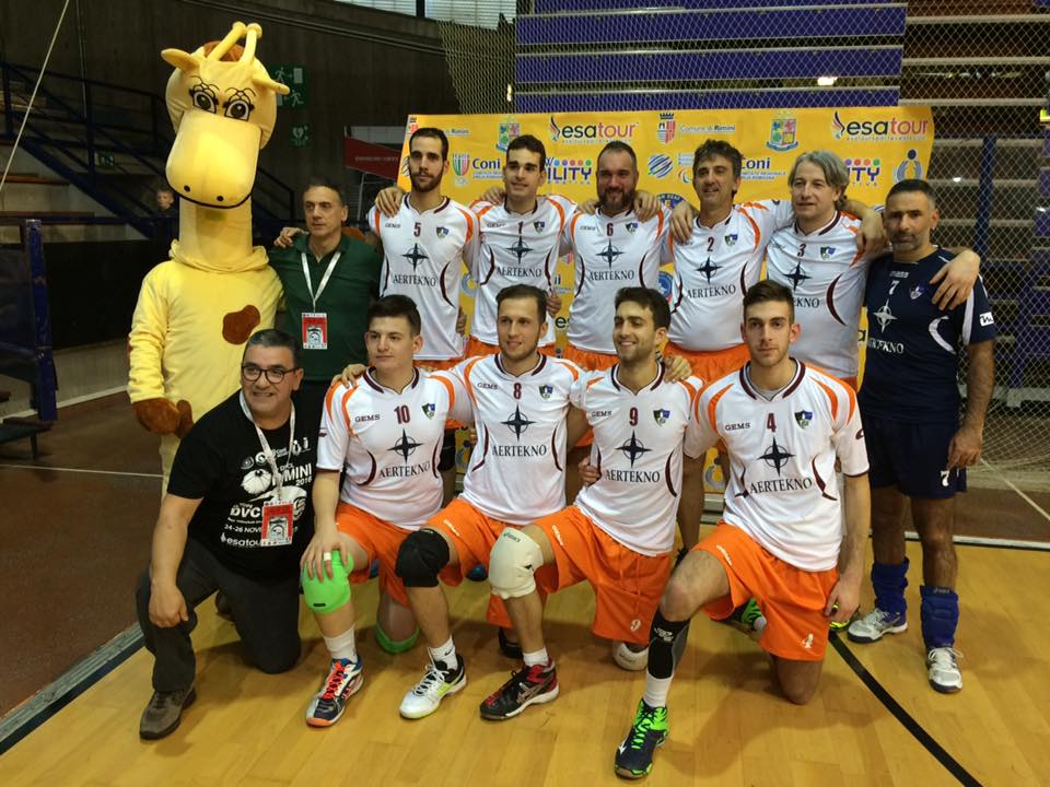 Deaf Volleyball Champions League