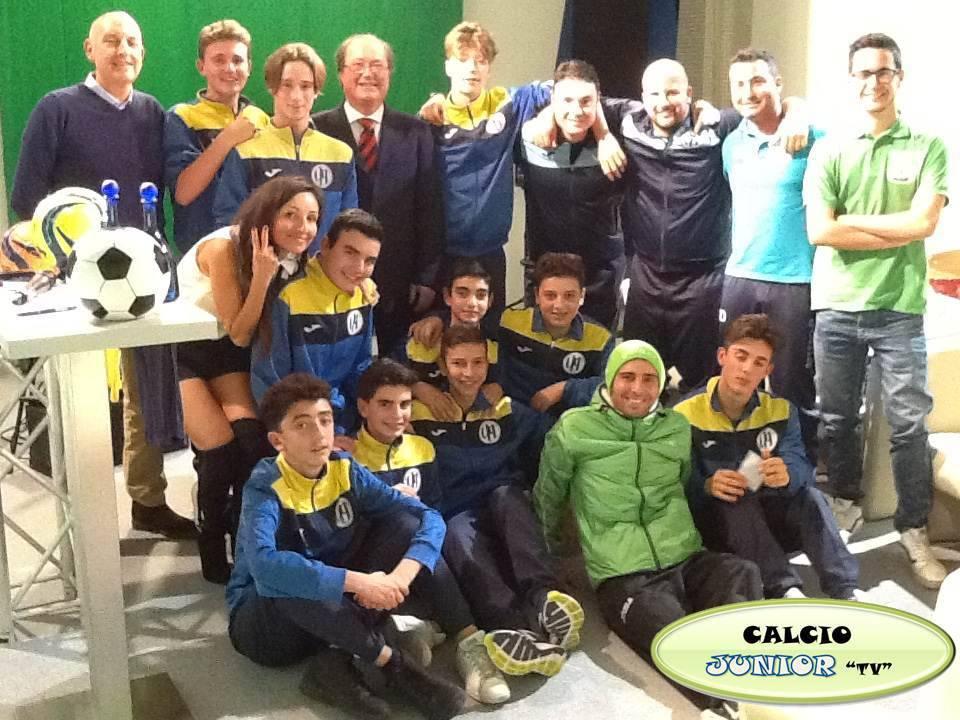 calcio junior tv, atletico viserba