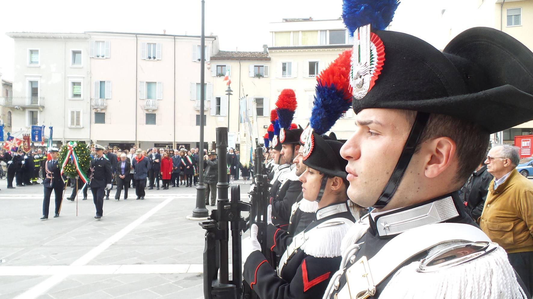 4 novembre: le celebrazioni dell'Unità nazionale e delle Forze armate