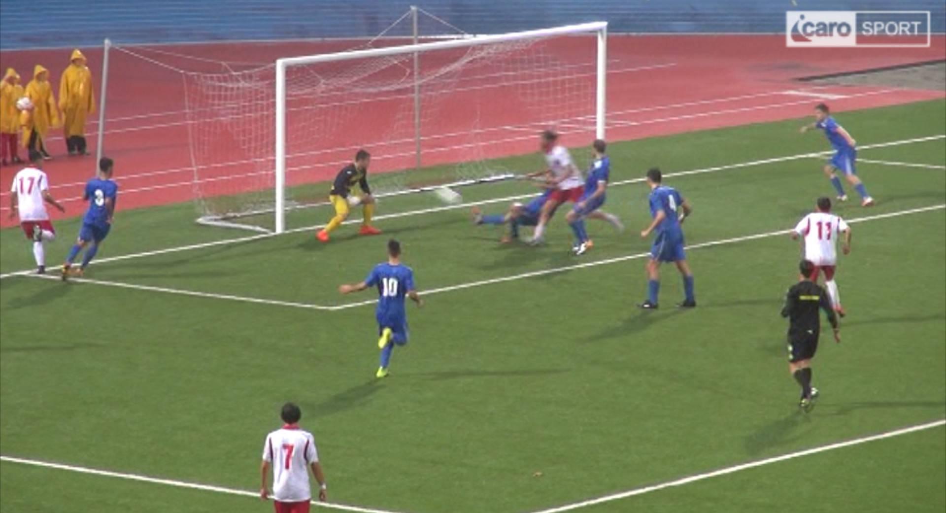 Rimini-Faro Coop 2-0: