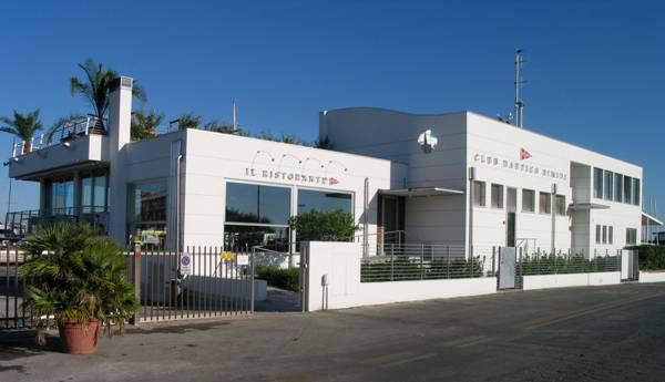 Il Club Nautico di Rimini