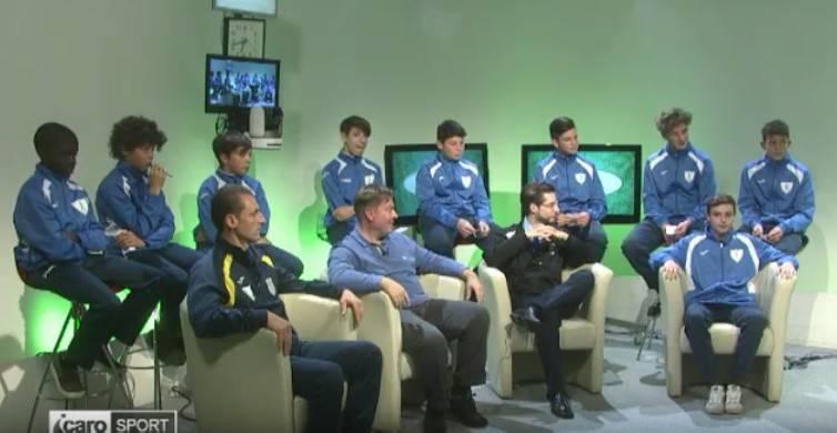 Il Vis Misano ospite di Calcio Junior TV