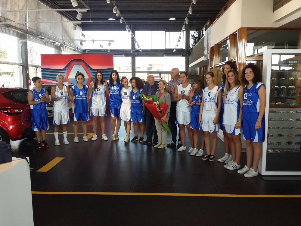 Basket Tricolore Reggio Emilia-Ren-Auto Happy Basket Rimini