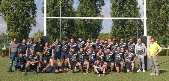 Rugby C2. Giallo Dozza Bologna-Amarcord Rugby Rimini San Marino 22-40. Penalizzazione per l'Unione