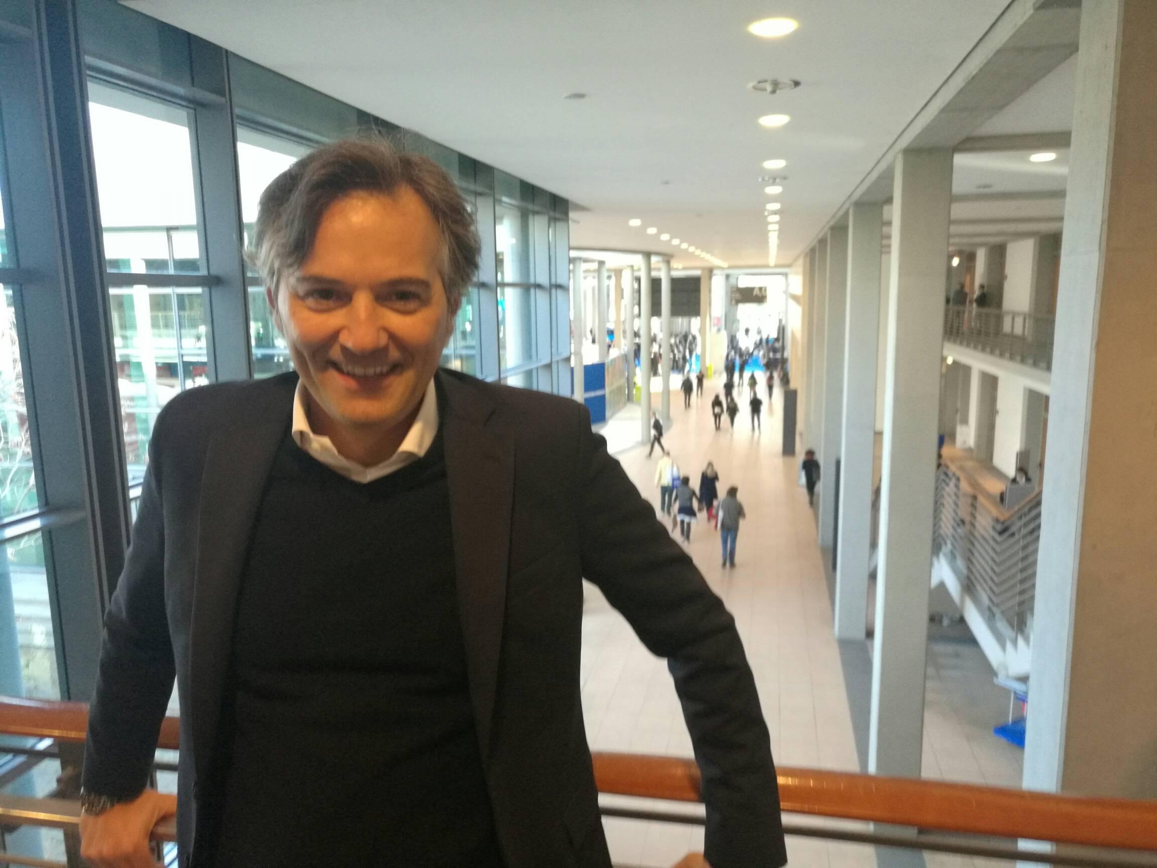 Andrea Albani misano world circuit protagonista a ecomondo 2016