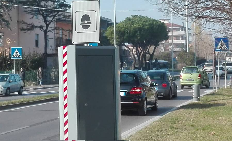 Autovelox in Commissione. No a spostamento limite a 60 km/h
