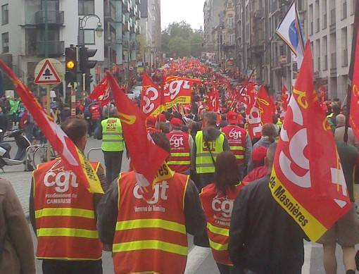 Esternalizzazione. Alla CGIL sostegno sindacale da Francia e Germania