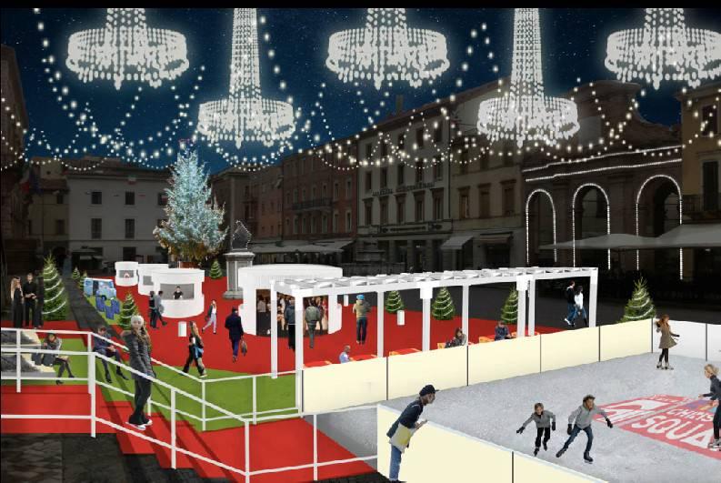 Rimini Christmas Square, da giovedì l'allestimento