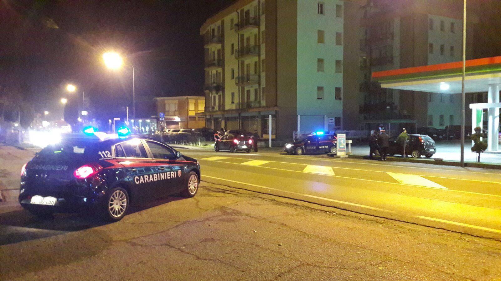 Controlli dei Carabinieri. Tre arresti; fermato conducente con tasso di 2,11