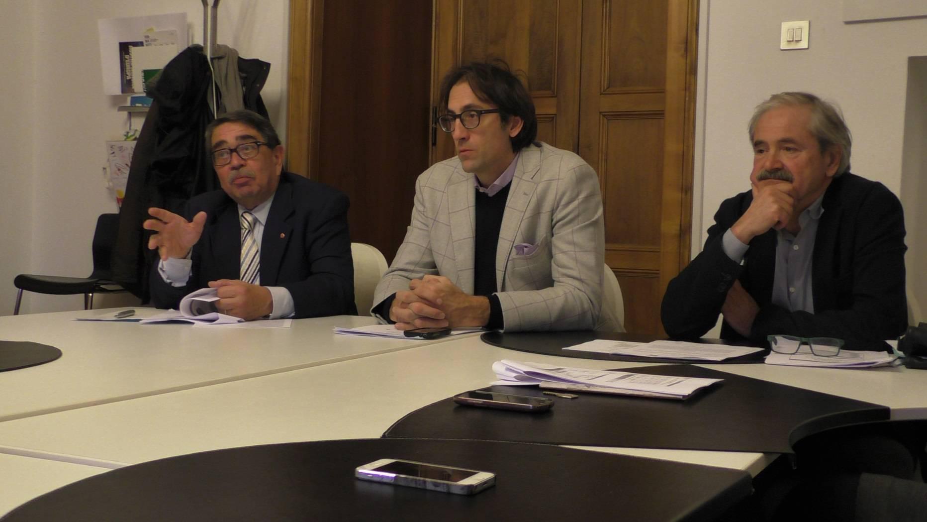 L'assessore allo Sport del Comune di Rimini, Gian Luca Brasini: