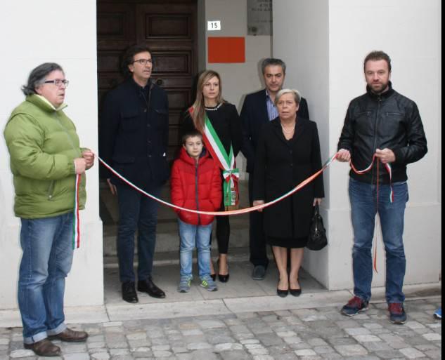 Fiera dell'Oliva, nella prima domenica inaugurato l'ufficio GAL