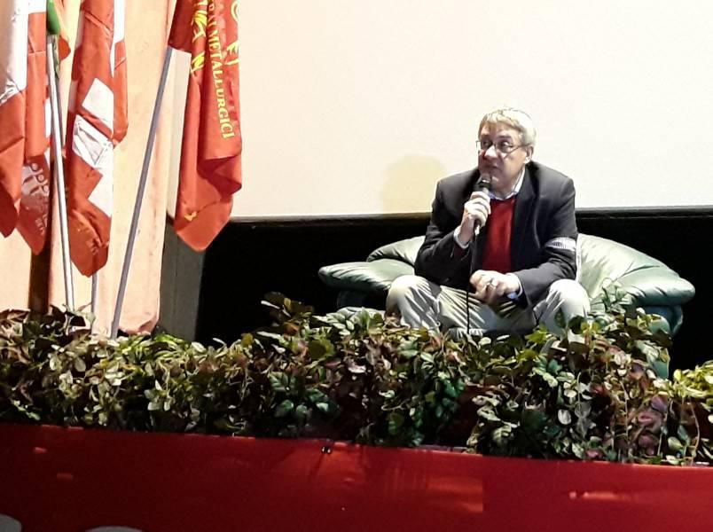 Landini ospite della CGIL per parlare di lavoro e costituzione. Ma anche di asili