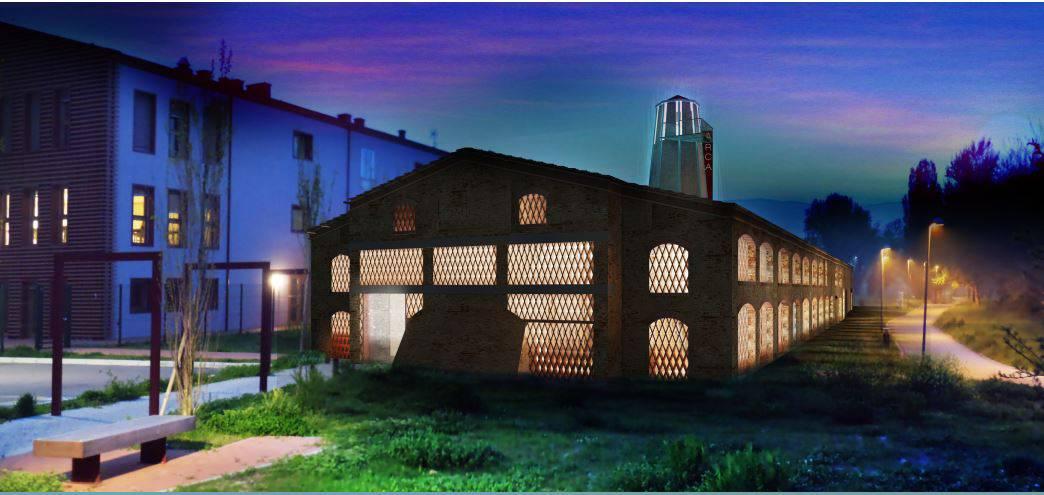 Museo del Territorio all'ex fornace. Presentato il progetto da 3,6 milioni